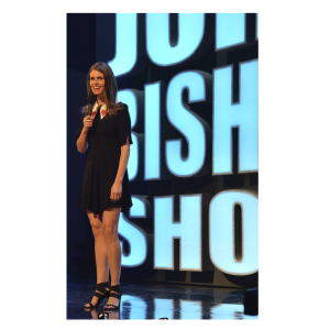 Ellie Taylor John Bishop Show